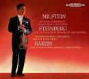 【輸入盤】Violin Concerto: Milstein(Vn) Steinberg / Pittsburgh So +glazunov: Susskind / , Mendelssohn: Barzi…