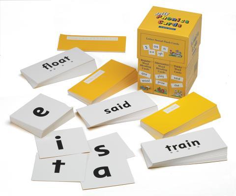 Jolly Phonics Cards in Print Letters FLSH CARD-JOLLY PHONICS-282PK [ Sue Lloyd ]