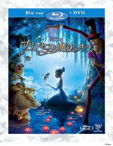 プリンセスと魔法のキス【Blu-ray】 【Disne...