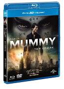 ザ・マミー/呪われた砂漠の王女 3Dブルーレイ+ブルーレイセット【3D Blu-ray】