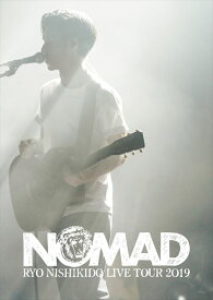 錦戸亮 LIVE TOUR 2019 NOMAD (DVD+CD) [ 錦戸亮 ]