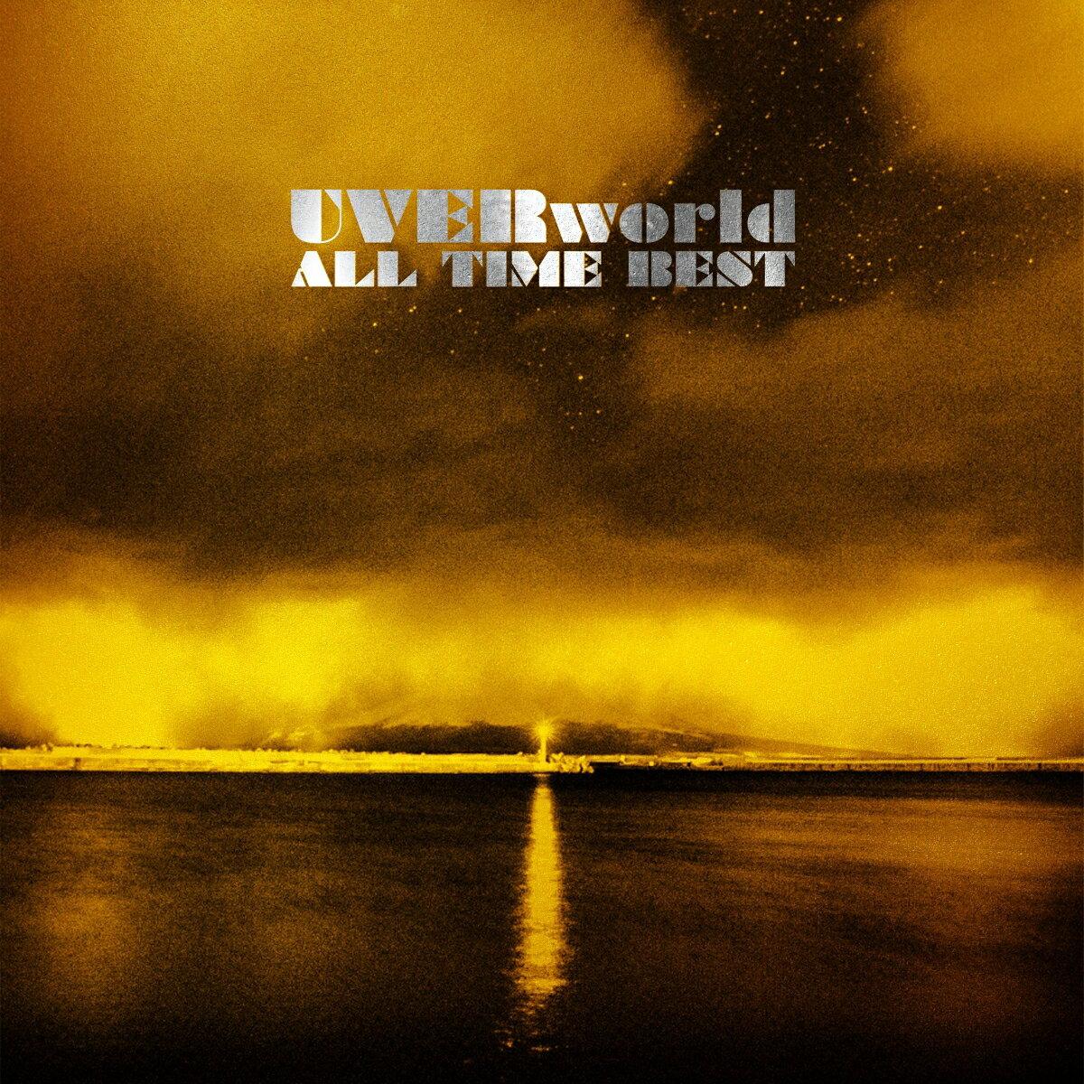 【楽天ブックス限定先着特典】ALL TIME BEST (完全生産限定盤 4CD+グッズ) (ミニクリアファイル付き) [ UVERworld ]