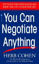 YOU CAN NEGOTIATE ANYTHING(A)