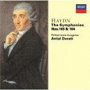 ハイドン:交響曲第103番≪太鼓連打≫・第104番≪ロンドン≫ 他