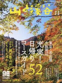 山と渓谷 2020年 11月号 [雑誌]