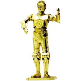 メタリックナノパズル ゴールドシリーズ スター・ウォーズ C-3PO<ゴールド>