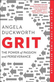 Grit: The Power of Passion and Perseverance GRIT [ Angela Duckworth ]
