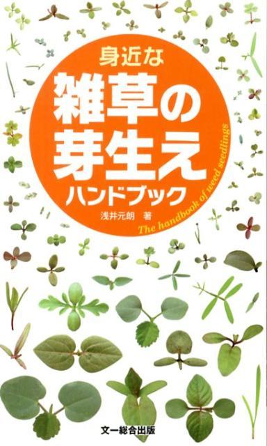身近な雑草の芽生えハンドブック [ 浅井元朗 ]