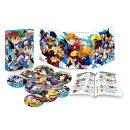 『爆走兄弟レッツ&ゴー!!WGP』 Blu-ray BOX(セット数予定)【Blu-ray】
