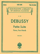 Petite Suite: Schirmer Library of Classics Volume 1857 Piano Duet
