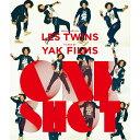 "LES TWINS × YAK FILMS ""ONE SHOT""【Blu-ray】 [ Les Twins ]"