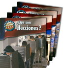 First Guide to Government Branches K-2 Spanish
