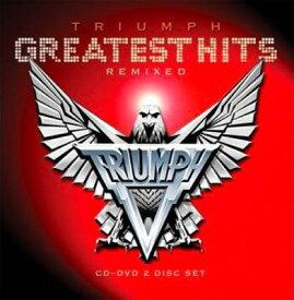 【輸入盤】Greatest Hits Remixed (+dvd) [ Triumph ]