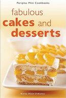 MINI:FABULOUS CAKES & DESSERTS(P)