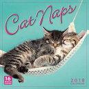 Cat Naps 2018 Wall Calendar