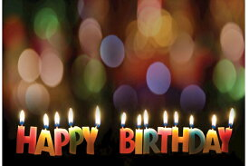 Happy Birthday Candles Postcard (Pkg of 25) HAPPY BIRTHDAY CANDLES PC 25PK [ Abingdon Press ]