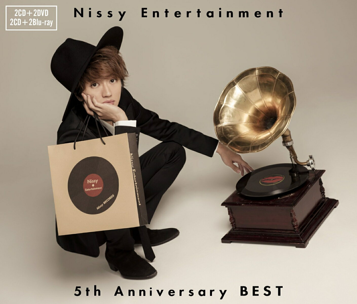 Nissy Entertainment 5th Anniversary BEST (2CD+2DVD) [ Nissy (西島隆弘) ]