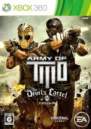 Army of TWO ザ・デビルズカーテル Xbox360版