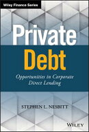 Private Debt: Opportunities in Corporate Direct Lending