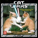 Cat Wars 2018 Wall Calendar
