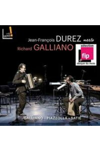 【輸入盤】Jean-francoisDurez:MeetsRichardGalliano-musicForPercussion&Accordion[Duo-instrumentsClassical]