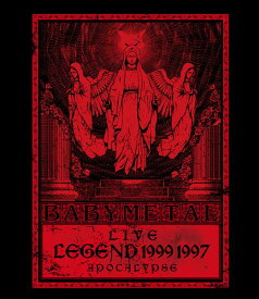 LIVE〜LEGEND 1999&1997 APOCALYPSE【Blu-ray】 [ BABYMETAL ]