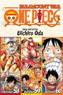 One Piece (Omnibus Edition), Vol. 20: Includes Vols. 58, 59 & 60
