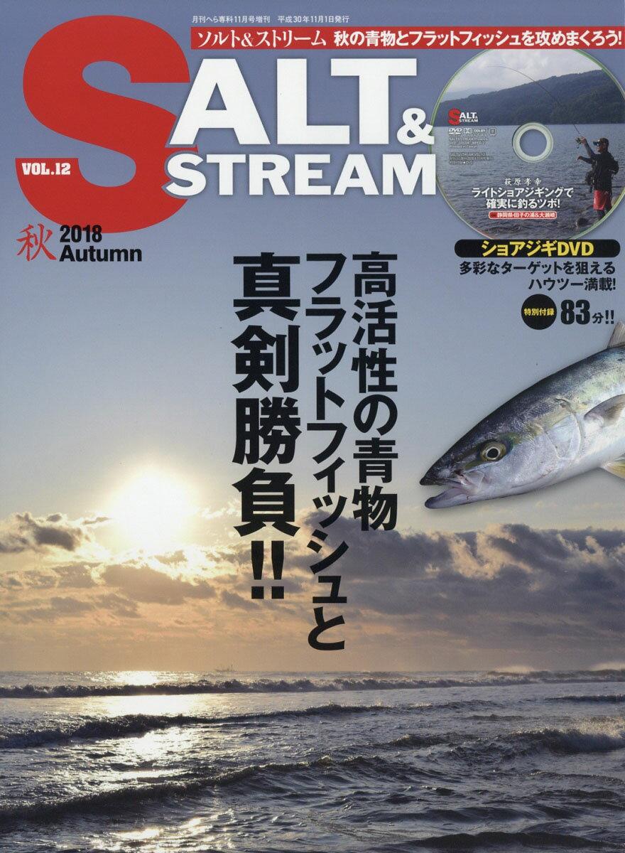 SALT & STREAM (ソルトアンドストリーム) VOL.12 2018年 11月号 [雑誌]