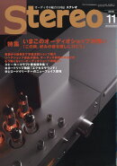 stereo (ステレオ) 2018年 11月号 [雑誌]