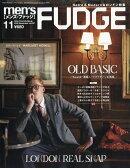 men's FUDGE (メンズファッジ) 2018年 11月号 [雑誌]