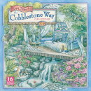 Cobblestone Way 2018 Wall Calendar