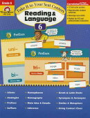 Take It to Your Seat Centers: Reading & Language, Grade 6