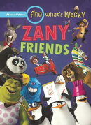 Find What's Wacky: Zany Friends