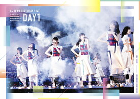 6th YEAR BIRTHDAY LIVE Day1 [ 乃木坂46 ]