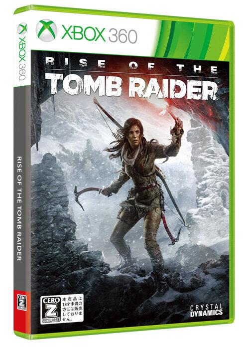 Rise of the Tomb Raider Xbox360版