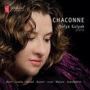 【輸入盤】Sofya Gulyak: Chaconne-j.s.bach, Handel, Liszt, Busoni, Nielsen, Casella, Gubaidulina