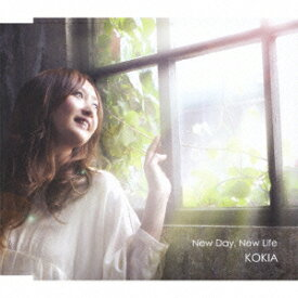 PlayStation Vita 『テイルズ オブ イノセンス R』 新テーマソング::New Day,New Life [ KOKIA ]