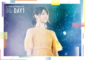 6th YEAR BIRTHDAY LIVE Day1【Blu-ray】 [ 乃木坂46 ]
