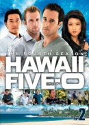 HAWAII FIVE-0 シーズン4 DVD-BOX Part2