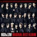 HiGH & LOW ORIGINAL BEST ALBUM (2CD+Blu-ray+スマプラ)