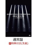 【先着特典】SHINee WORLD THE BEST 2018 〜FROM NOW ON〜 in TOKYO DOME(通常盤)(ツアーPASS付き)