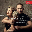【輸入盤】『Impressions〜オーボエとハープによるラヴェル、ドビュッシー、スルカ』 ヴィレム・ヴェヴェルカ、カ…