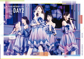 6th YEAR BIRTHDAY LIVE Day2【Blu-ray】 [ 乃木坂46 ]