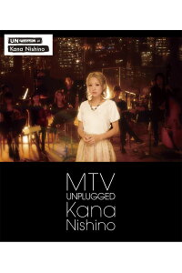 MTVUNPLUGGEDKANANISHINO【通常盤】【Blu-ray】[西野カナ]