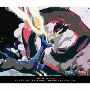 ニンテンドー3DS ポケモン X・Yスーパーミュージックコレクション [ (ゲーム・ミュージック) ]