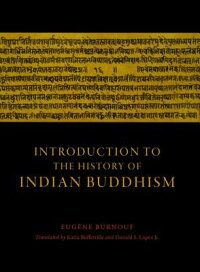 IntroductiontotheHistoryofIndianBuddhism
