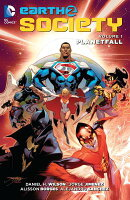 Earth 2: Society, Volume 1: Planetfall