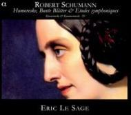 【輸入盤】PianoSonata,3,SymphonicEtudes,Humoresque,Etc:LeSage[シューマン、ロベルト(1810-1856)]