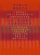 【輸入盤】ムンバイ・コンサート〜ズービン・メータ80歳記念コンサート 2016 イスラエル・フィル、デニス・マツー…