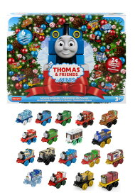 きかんしゃトーマス(Thomas) ミニミニトーマス アドベントカレンダー2021 【3歳~】 GYW47
